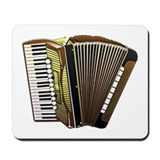Beautiful Accordion Musical Instrument  Mousepad