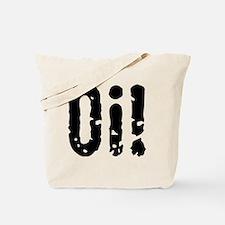 Oi! (Punk) Tote Bag