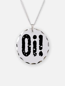 Oi! (Punk) Necklace