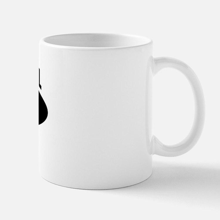 Pro Mayonaise eater Small Small Mug