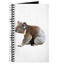 Cute Australian bear Journal
