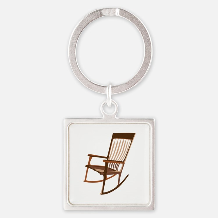 Rocking Chair Keychains