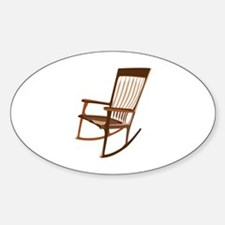 Rocking Chair Decal