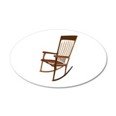 Rocking Chair Wall Decal
