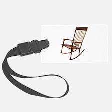 Rocking Chair Luggage Tag