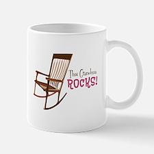 The Grandma Rocks! Mugs