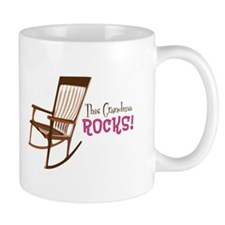 The Grandma Rocks! Mugs