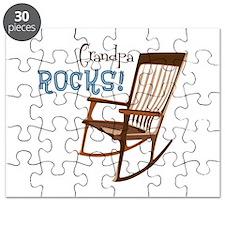 Grandpa Rocks! Puzzle