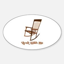 Rock With Me Decal