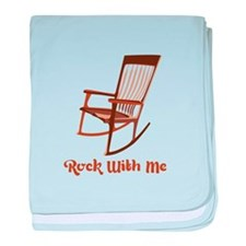 Rock With Me baby blanket
