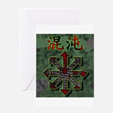 Chaos Greeting Cards