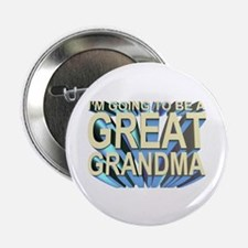 going to be a great grandma Button (100 pk)