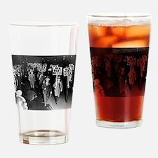 Funny Hemp Drinking Glass