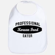 Pro Korean Food eater Bib