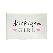 Michigan Girl Magnets