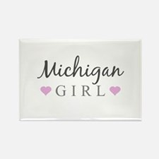 Michigan Girl Magnets