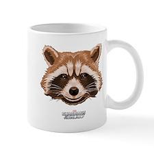 Rocket Face Mug