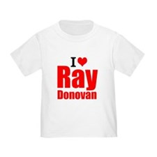 I Love Ray Donovan T-Shirt