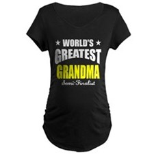 Greatest Grandma Semi-Final T-Shirt