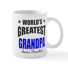 Greatest Grandpa Semi-Finalist Mug