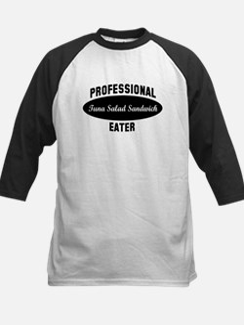 Pro Tuna Salad Sandwich eater Kids Baseball Jersey
