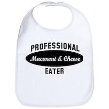 Pro Macaroni & Cheese eater Bib