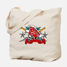 The Bitter End by CMVernon Tote Bag