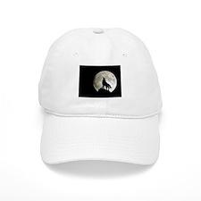 Unique Wolf moon Baseball Cap