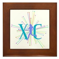 XC Starburst Framed Tile