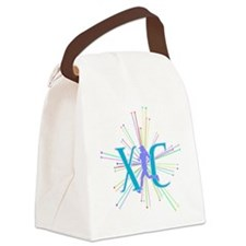 XC Starburst Canvas Lunch Bag