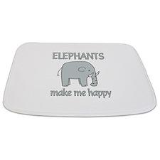 Elephant Happy Bathmat