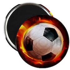 Hot Soccer Ball Magnets