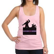 Who Is The REAL Danger? Racerback Tank Top