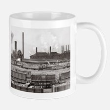 Ensley Iron Works, 1906 Mugs
