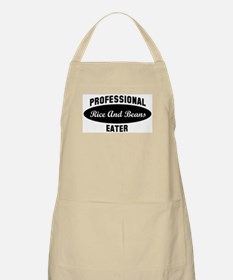 Pro Rice And Beans eater BBQ Apron