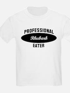 Pro Rhubarb eater T-Shirt