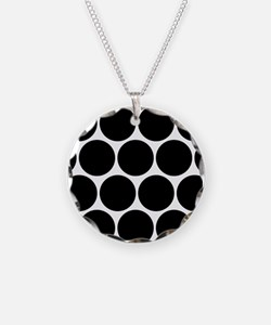 Cute Polka dot Necklace