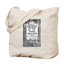 Cool Luther Tote Bag