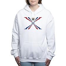 Cute Assurance Women's Hooded Sweatshirt
