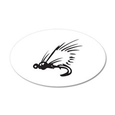 Fly Fish Wall Decal