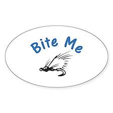 Bite Me Decal