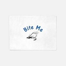 Bite Me 5'x7'Area Rug