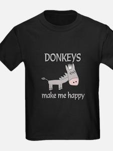 Donkey Happy T