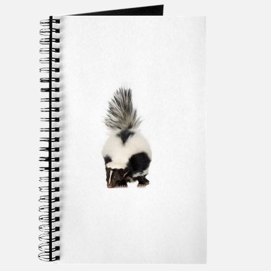Cute Skunk Journal