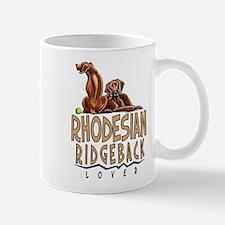 Rhodesian Ridgeback Lover Mugs