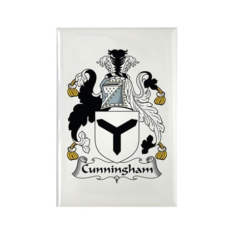 Cunningham Rectangle Magnet (10 pack)