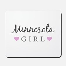 Minnesota Girl Mousepad