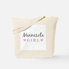 Minnesota Girl Tote Bag