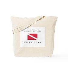 Manuel Antonio Costa Rica Dive Tote Bag