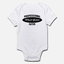 Pro Wheat Gluten eater Infant Bodysuit